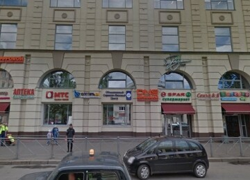 Французский визовый центр в Санкт-Петербурге