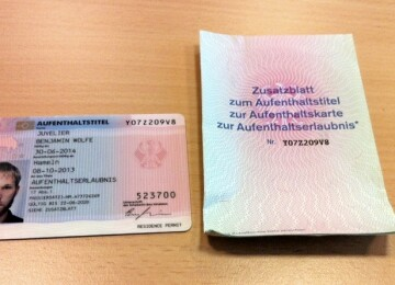 Вид на жительство в Германии для россиян
