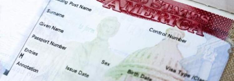 Туристическая виза в США для россиян