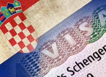 Виза в Хорватию для россиян 2020