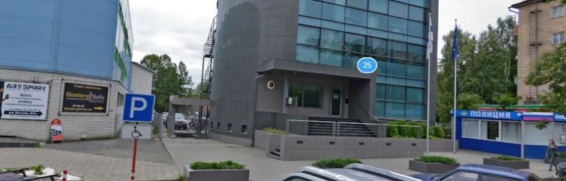 Финское консульство в Петрозаводске
