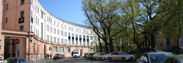 Финское посольство в СПб