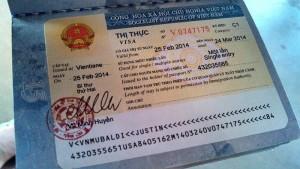 Виза во Вьетнам по прилету