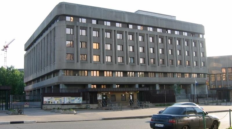 Немецкое посольство в москве вакансии поправка о запрете иметь недвижимость за рубежом