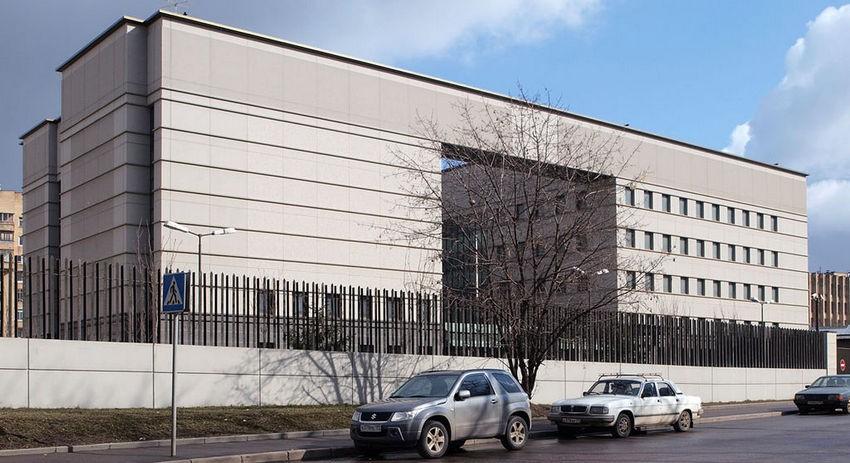 Москва, Грохольский пер., 27.