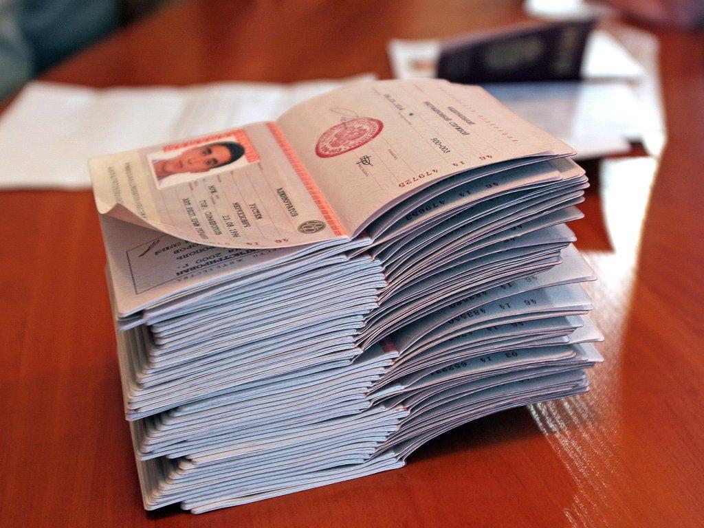 Замена гражданского паспорта РФ