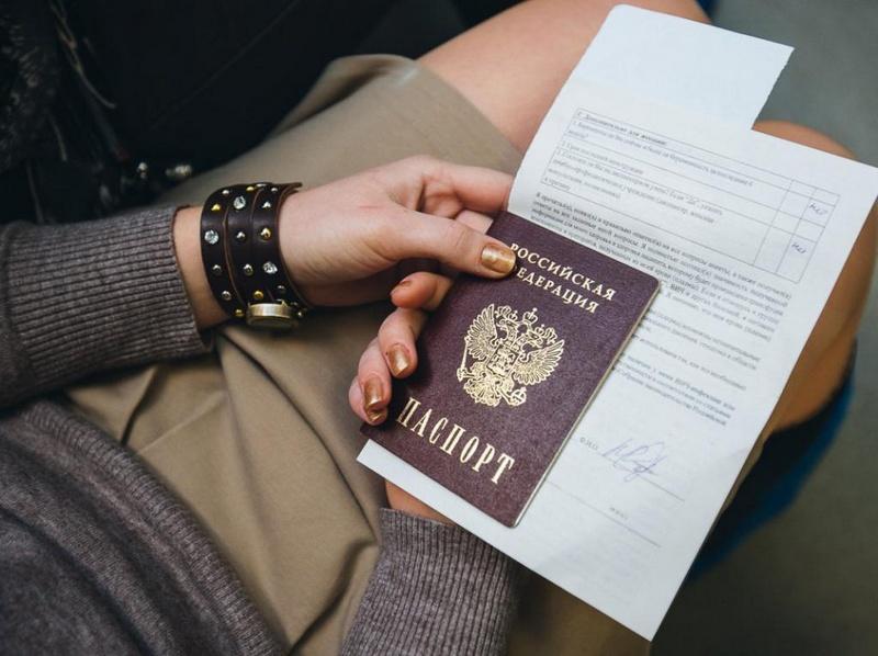 Документы для замены гражданского паспорта РФ