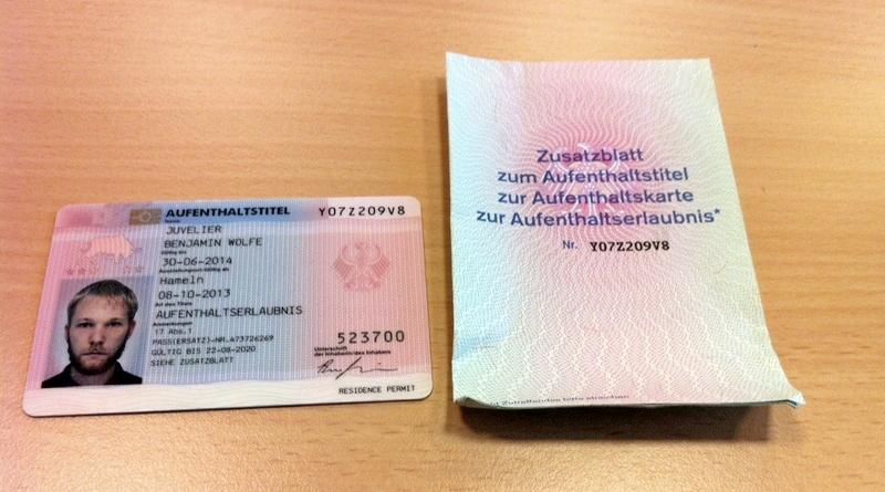 недвижимость и вид на жительство в германии