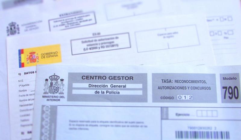 Документы для ВНЖ в Испании
