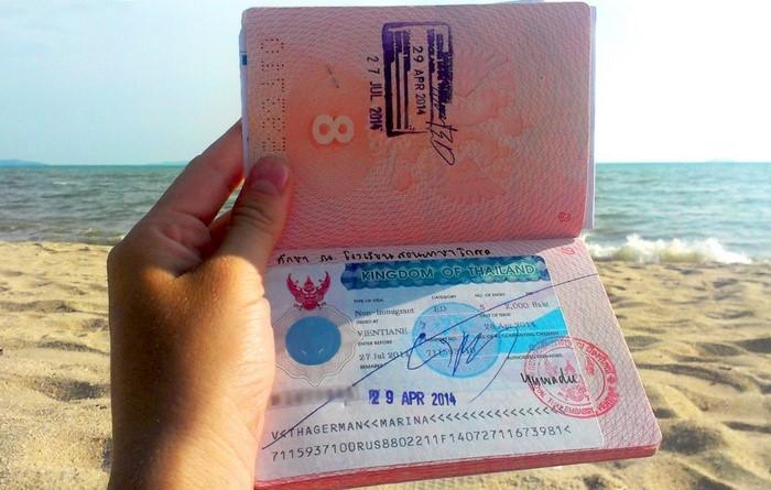 Когда виза в Таиланд нужна