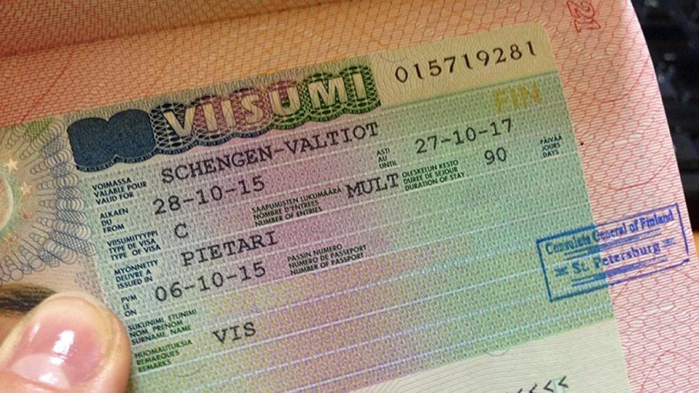Виза в Финляндию