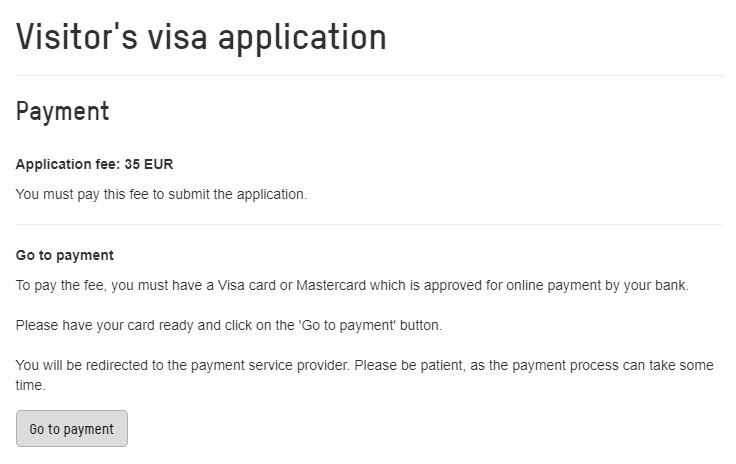 Анкета на визу в Норвегию 27