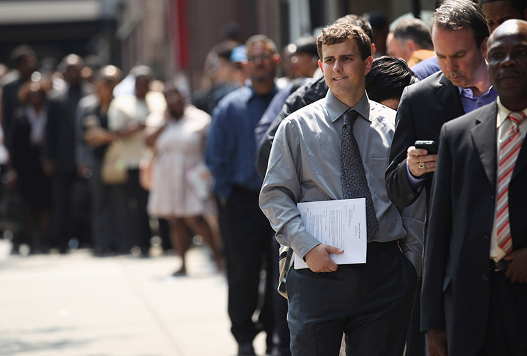 Посольство Франции отклоняет заявки безработным