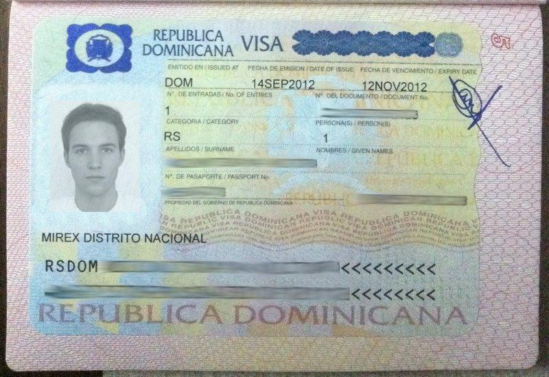 visa_dominikana