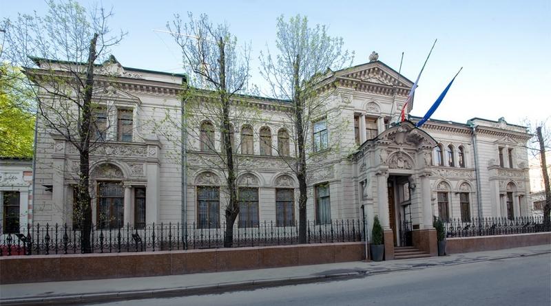 Посольство Италии в Москве