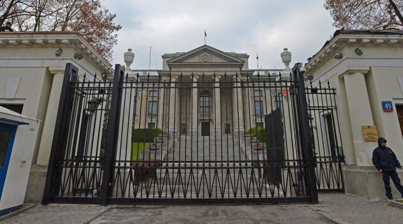 Посольство России в Польше