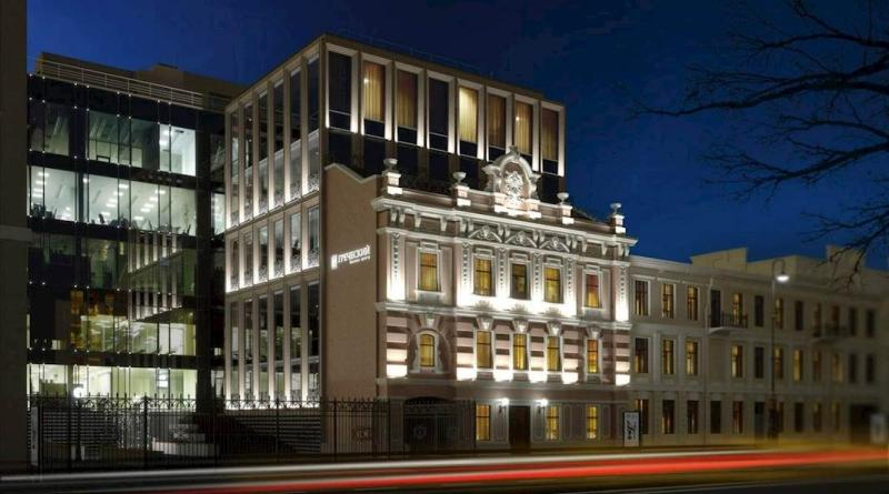 Генеральное консульство Норвегии в Санкт-Петербурге
