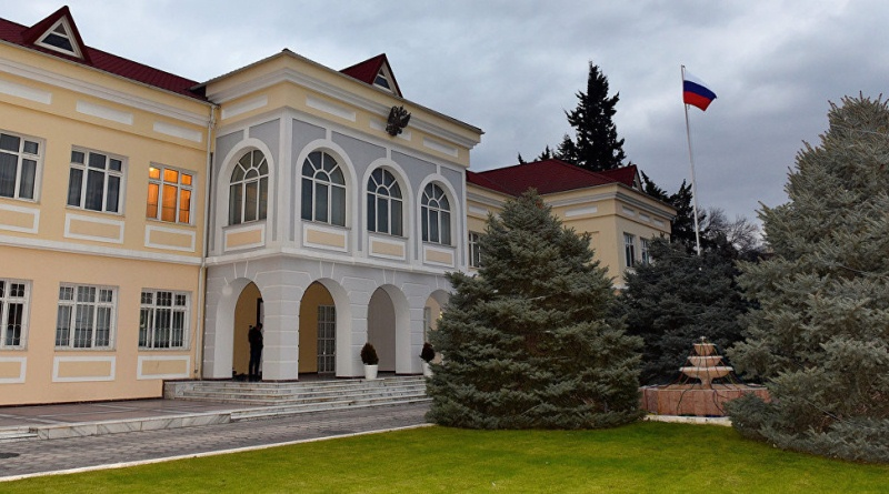 Посольство России в Азербайджане