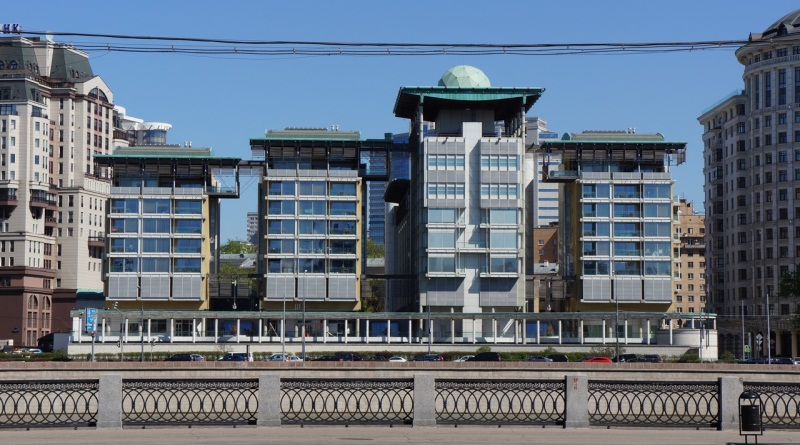 Посольство Великобритании в Москве