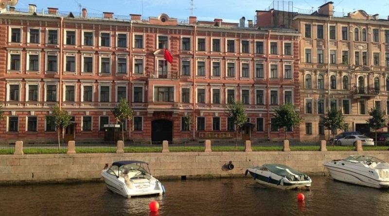 Консульство Китая в Санкт-Петербурге
