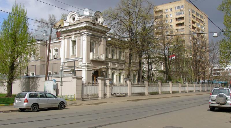 Посольство-Индонезии-в-Москве