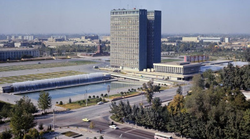 Посольство России в Узбекистане
